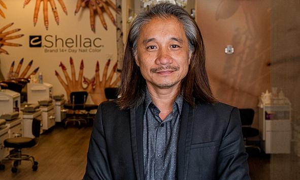 Câu chuyện về ông hoàng ngành nail gốc Việt trên đất Mỹ - Charlie Tôn Quý