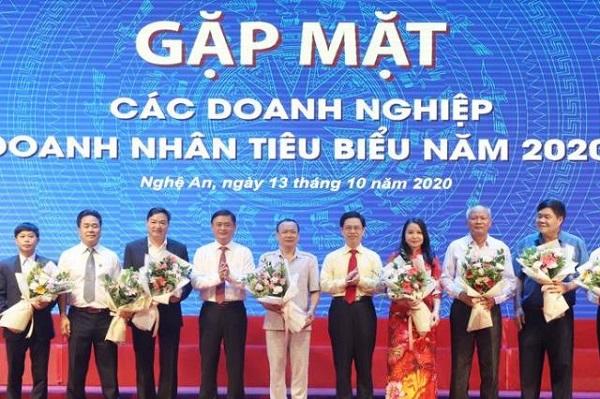 Nghệ An đứng thứ 18 của cả nước và nằm trong top đầu các tỉnh Bắc Trung Bộ về chỉ số PCI năm 2020