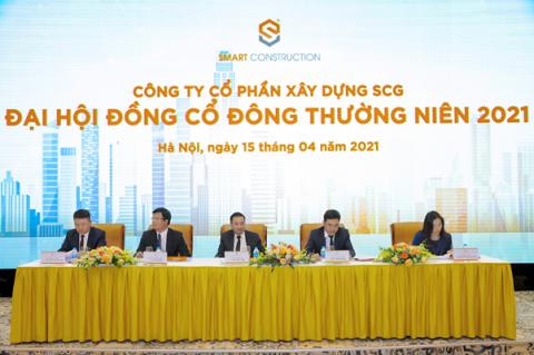 Đại hội cổ đông SCG: Đặt mục tiêu lợi nhuận tăng trưởng 178%