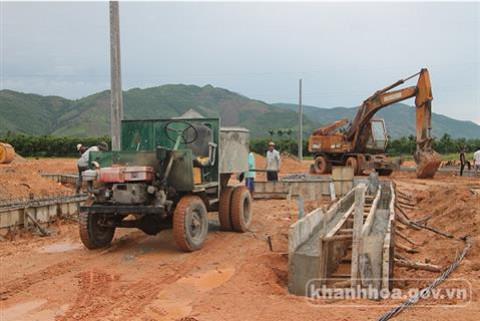 Khánh Hòa: Tập trung đẩy mạnh giải phóng mặt bằng Dự án đường bộ cao tốc Bắc - Nam trước ngày 31-5