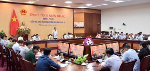 Kiên Giang: Tăng cường công tác tuần tra kiểm soát biên giới và trên biển không để nhập cảnh trái phép