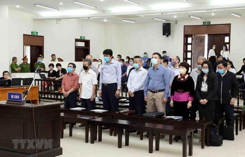 Cơ quan Công tố đề nghị mức án cho 19 bị cáo trong vụ đại án TISCO