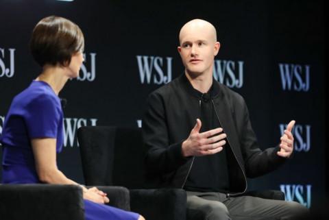 CEO sàn giao dịch tiền kỹ thuật số Coinbase chính thức trở thành một trong những người giàu nhất thế giới
