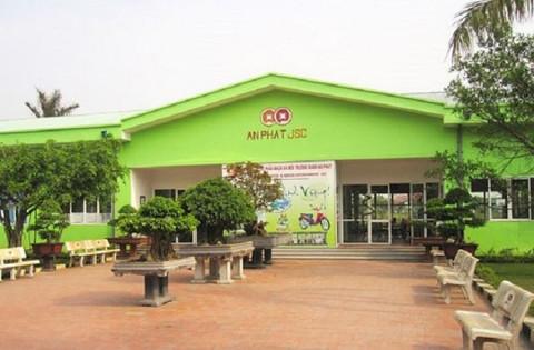 Lãnh đạo Nhựa An Phát Xanh đăng ký mua 500.000 cổ phiếu trước đấu giá