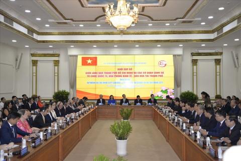 TPHCM: Nhà đầu tư nước ngoài quan tâm đầu tư vào Thành phố Thủ Đức