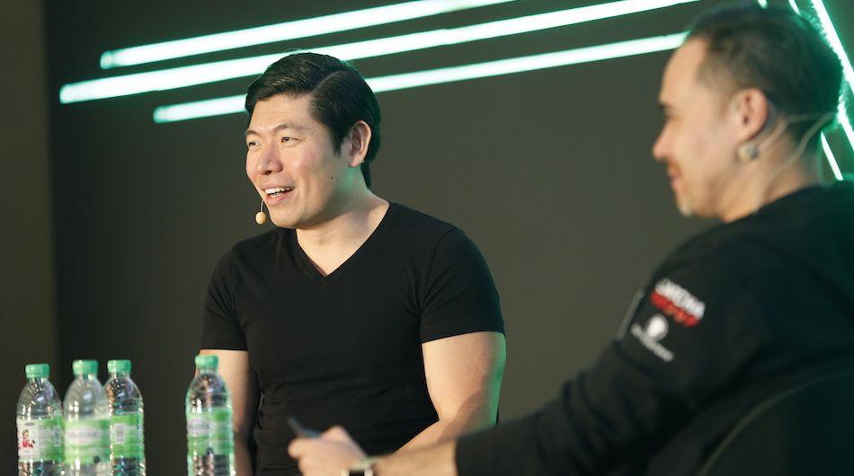 Anthony Tan, giám đốc điều hành và đồng sáng lập Grab,