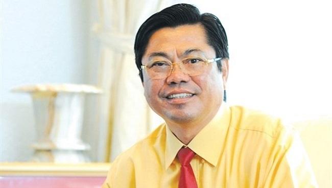 Ông Đặng Phước Thành - Chủ tịch HĐQT Cty cổ phần Ánh Dương VN - Vinasun Corp. Nguồn ảnh: Internet