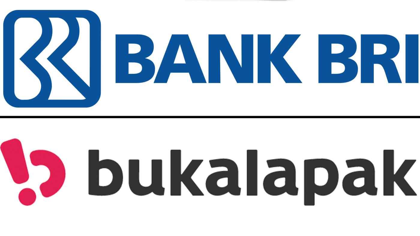 Ngân hàng Rakyat Indonesia - công ty cho vay tài sản lớn nhất của đất nước - đang đầu tư vào Bukalapak, một nền tảng thương mại điện tử hàng đầu của Indonesia. (Nguồn ảnh chụp màn hình từ các trang web Bank Rakyat Indonesia và Bukalapak)