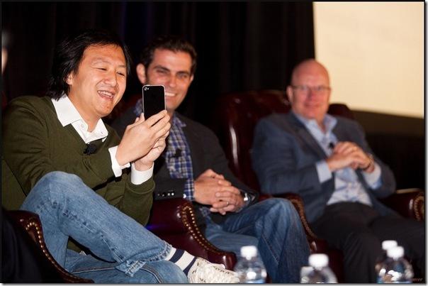 Bill Nguyễn tham gia buổi gặp mặt các CEO công nghệ hàng đầu của Mỹ do Thời báo Tài chính FT tổ chức.