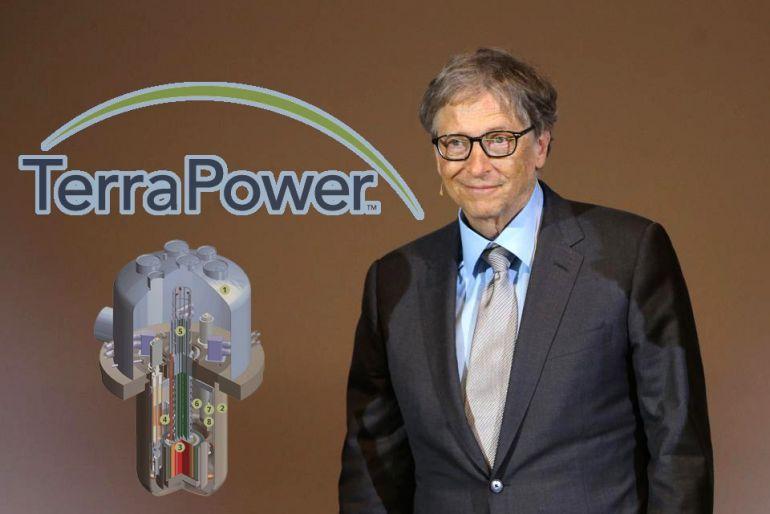 Cách công ty của Bill Gates xây dựng thế hệ năng lượng hạt nhân tiếp theo