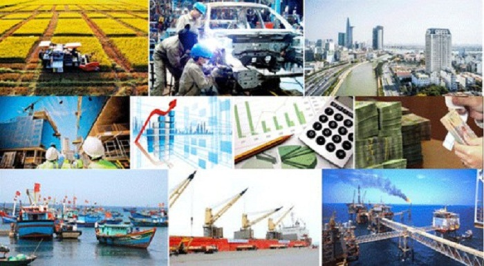 Kinh tế vĩ mô của Việt Nam trong quý I/2021 tiếp tục duy trì ổn định, thời tiết những tháng đầu năm tương đối thuận lợi. Ảnh: Internet