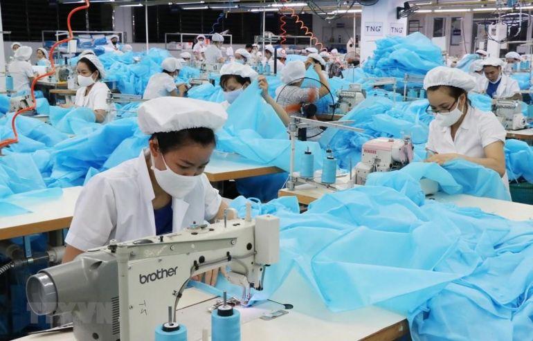 Thu nhập của người lao động tăng trong bối cảnh Covid-19 vẫn tiếp diễn