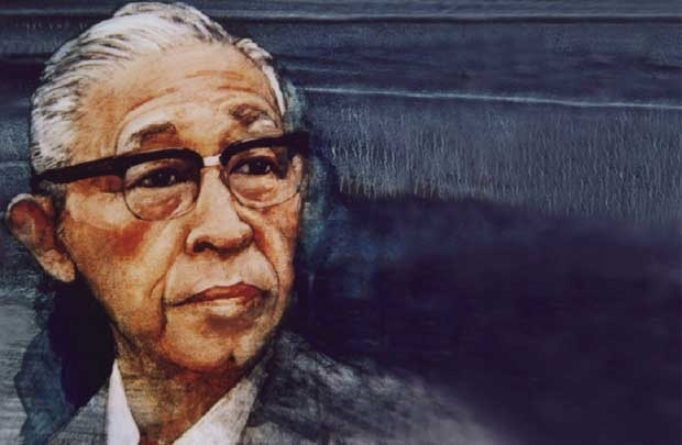 Doanh nhân Matsushita Konosuke - nhà sáng lập Panasonic. Nguồn: harothconsulting.com.