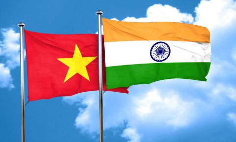 Thương mại song phương Việt Nam - Ấn Độ tăng trưởng mạnh mẽ