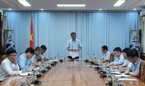 Quảng Bình: Rà soát các tiến độ dự án trên địa bàn tỉnh