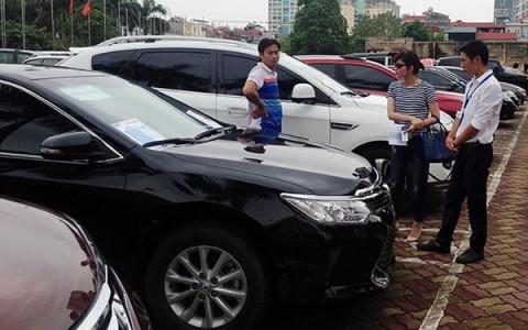 """Doanh nghiệp """"ngó lơ"""" quyền sử dụng hạn ngạch nhập khẩu 72 xe ô tô đã qua sử dụng"""
