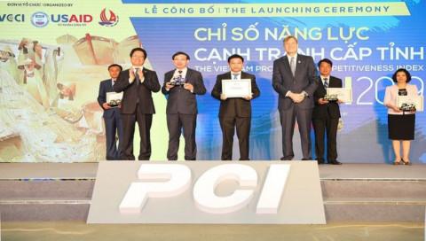 Vĩnh Phúc: Chỉ số Năng lực cạnh tranh nằm trong nhóm các tỉnh xếp hạng khá
