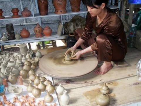 Nghề gốm Thanh Hà (Quảng Nam): Được công nhận là Di sản văn hóa phi vật thể