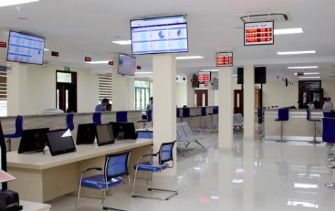 Phú Thọ: Áp dụng thu hộ phí, lệ phí tại Trung tâm Phục vụ hành chính công tỉnh