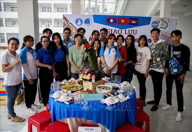 Kiên Giang: Tổ chức giao lưu hữu nghị với thanh niên Lào - Campuchia