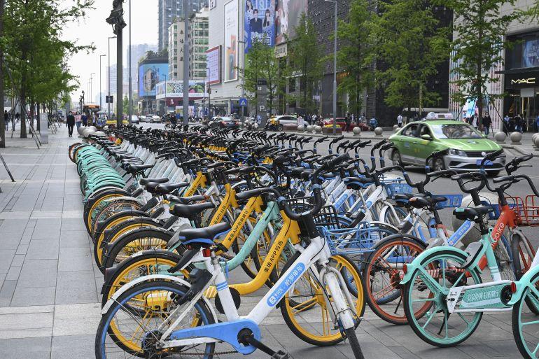 Bài học từ xe đạp công cộng của Trung Quốc