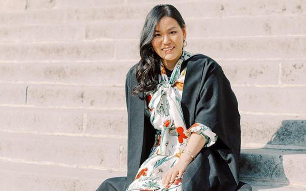 Bella Trang Ngo - nữ doanh nhân 9X gốc Việt trở thành 1 trong 40 doanh nhân thành công nhất nước Anh. Nguồn ảnh: Internet