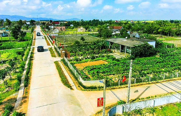 Hà Tĩnh huy động hơn 12,7 tỷ đồng xây dựng nông thôn mới