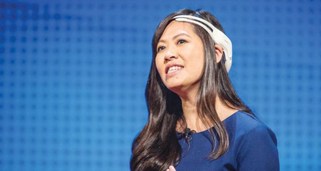 Từ bỏ công việc đáng mơ ước tại hãng luật hàng đầu thế giới, Tan Le khởi nghiệp bằng lĩnh vực công nghệ. Nguồn ảnh: Internet