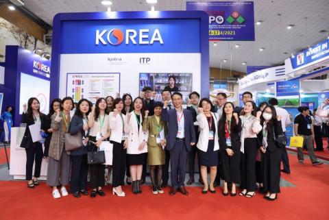 Thúc đẩy giao thương trực tuyến cho doanh nghiệp hai nước Việt - Hàn