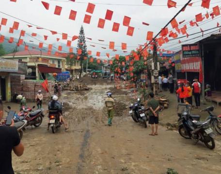 Văn Bàn – Lào Cai: Lũ ống làm 3 người thiệt mạng