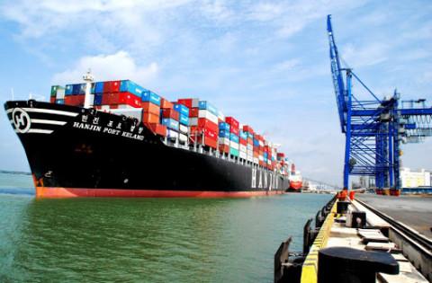 Tân Cảng - Hải Phòng được tiếp nhận tàu container 132.900 DWT từ ngày 1/5