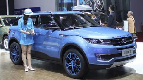 Ô tô Trung Quốc nhập khẩu vào Việt Nam tăng 6 lần so với quí 1 năm trước