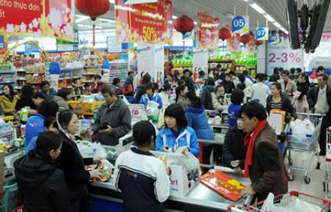 Thị trường bán lẻ Việt Nam tiếp đà tái cơ cấu mạnh mẽ