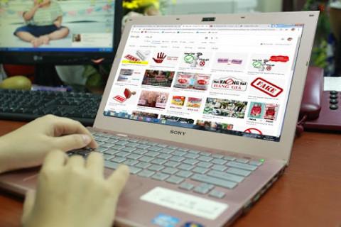 Hàng giả trên mạng ngày càng tinh vi và phổ biến