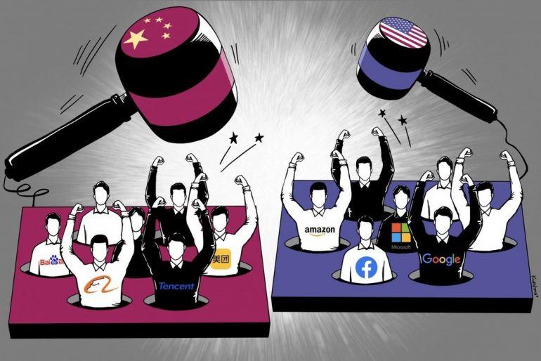 Điểm khác biệt trong thách thức chống độc quyền giữa Trung Quốc và phương Tây