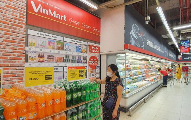Thời gian tới hệ thống bán lẻ VinMart sẽ được đổi tên thành WinMart.
