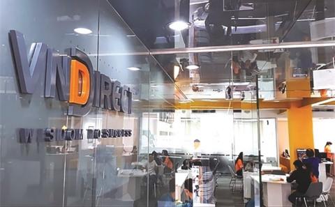 VNDirect muốn huy động 3.100 tỷ từ cổ phiếu
