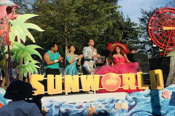 Sun Group đồng hành với chuỗi sự kiện Lễ hội du lịch biển Sầm Sơn 2021