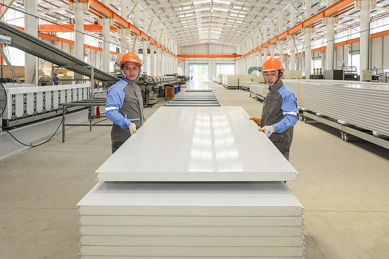 Ưu đãi thuế với sản xuất vật liệu xây dựng đang ở mức cao nhất