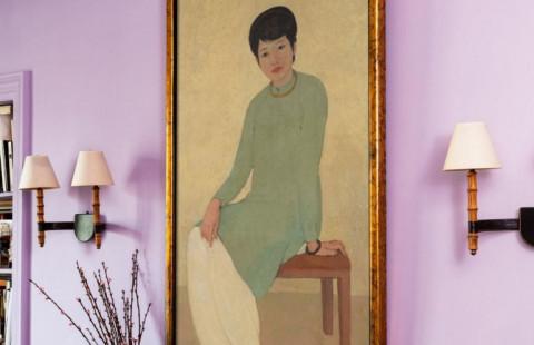 Kỷ lục tranh Việt: 'Chân dung Madam Phương' đạt 3,1 triệu USD