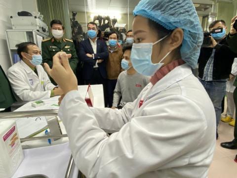 Phú Thọ: Triển khai tiêm chủng vắc xin Covid- 19 trên đại bàn tỉnh
