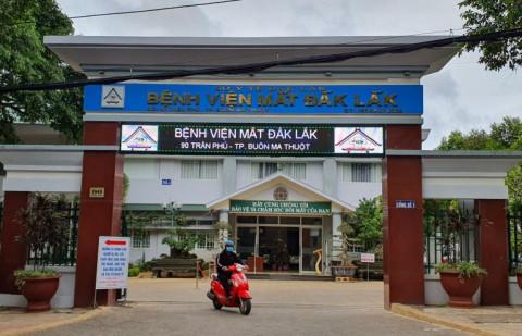 Địa chỉ đáng tin cậy cho người bệnh về mắt ở Đắk Lắk