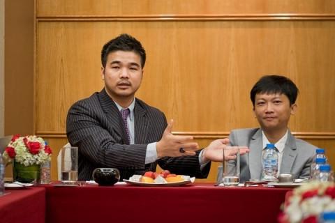"""Tỷ phú gốc Việt kín tiếng Mai Vũ Minh và nguyên lý """"tam trụ"""""""