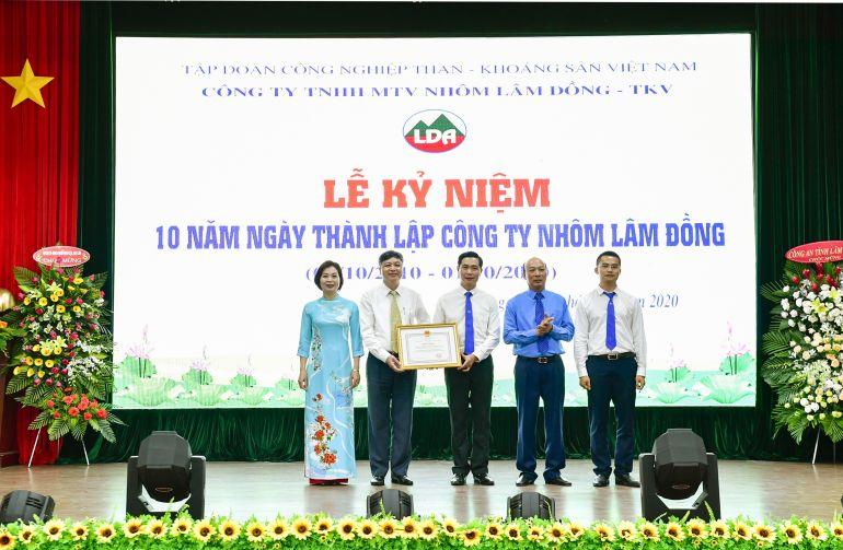 Nhôm Lâm Đồng - Tự hào chặng đường 10 năm