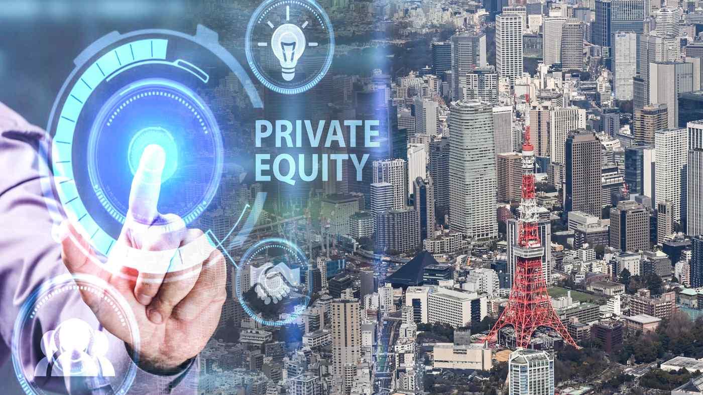 Các nhà đầu tư cổ phần tư nhân đã có mối quan tâm đặc biệt đối với các thương vụ của Nhật Bản.