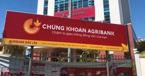 CTCP Chứng khoán Ngân hàng Nông nghiệp báo lãi ròng quý 1 đạt 37 tỷ đồng