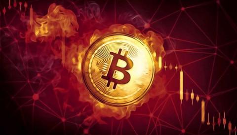 Giá Bitcoin hôm nay 20/4: Giảm sập sàn