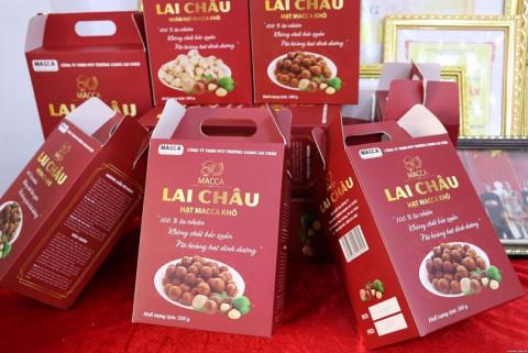 Lai Châu: Thúc đẩy nên kinh tế tỉnh nhờ thực hiện chương trình OCOP