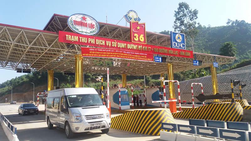 Bộ GTVT yêu cầu Hòa Bình xử lý nghiêm vi phạm hành lang an toàn đường bộ tại BOT Hòa Lạc - Hòa Bình