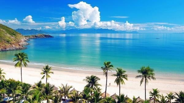 Bãi biển Vũng Tàu giàu tiềm năng phát triển du lịch (nguồn:Internet)